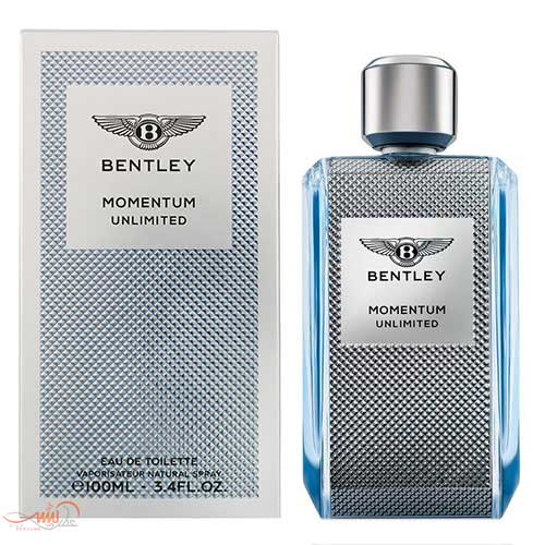 BENTLEY MOMENTUM UNLIMITED EDT