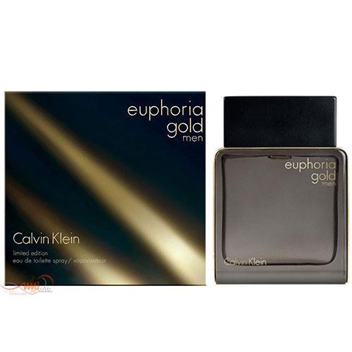 Calvin Klein euphoria gold men EDT
