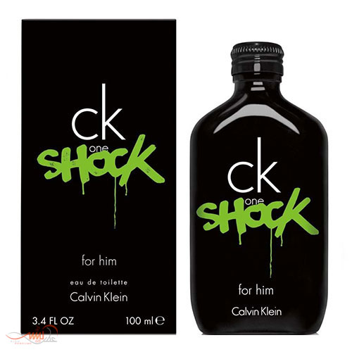 Ck one SHOCK for him EDT