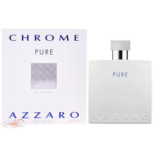 AZZARO CHROME PURE EDT