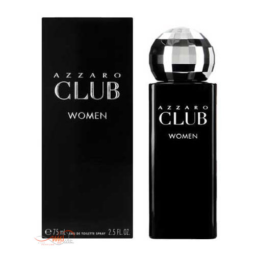 AZZARO CLUB WOMEN EDT