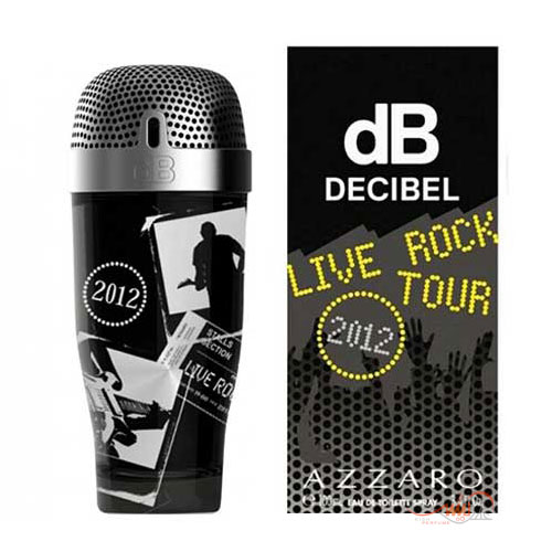 AZZARO DECIBEL LIVE ROCK TOUR EDT