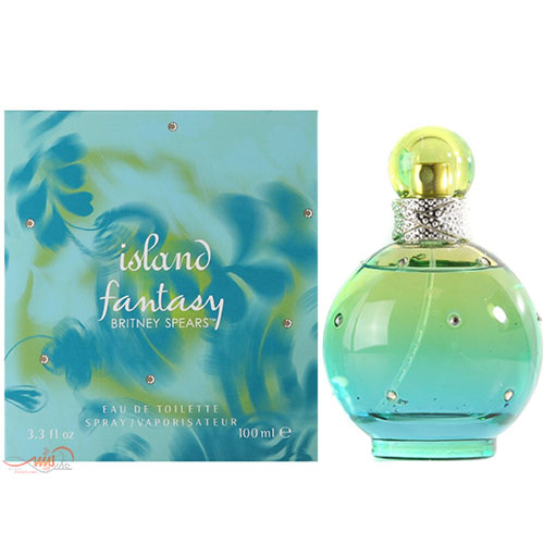 BRITNEY SPEARS island fantasy EDT