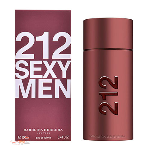 CAROLINA HERRERA 212 S..Y MEN EDT