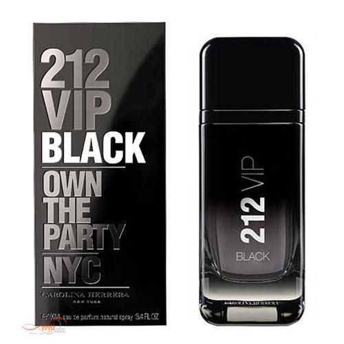 CAROLINA HERRERA 212 VIP BLACK EDP