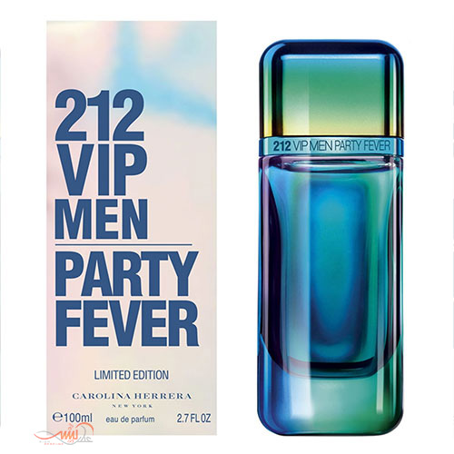 CAROLINA HERRERA 212 VIP MEN PARTY FEVER EDP