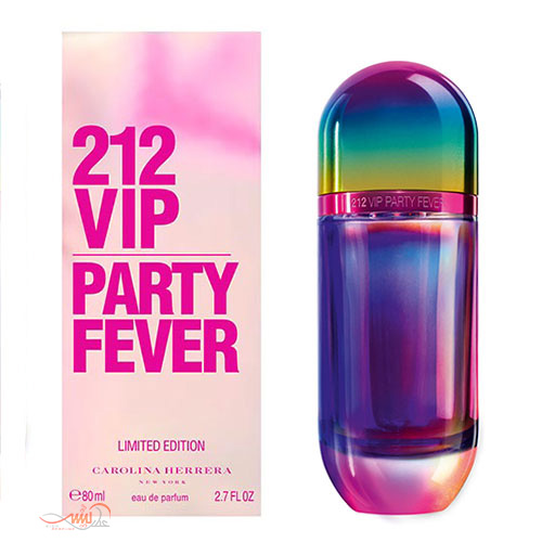 CAROLINA HERRERA 212 VIP PARTY FEVER EDP