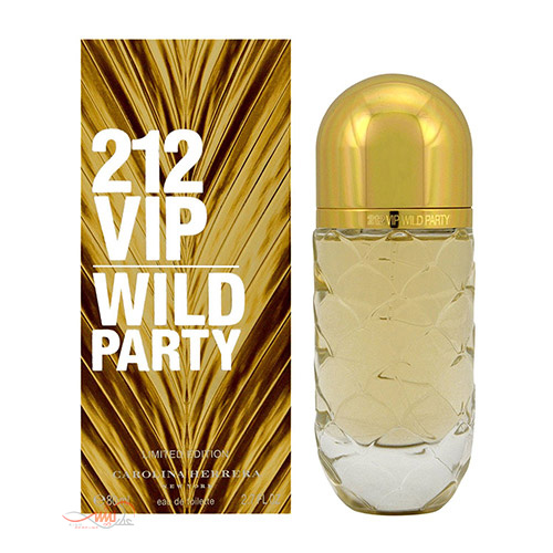 CAROLINA HERRERA 212 VIP WILD PARTY EDP