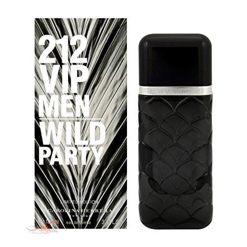 CAROLINA HERRERA 212 VIP MEN WILD PARTY EDT