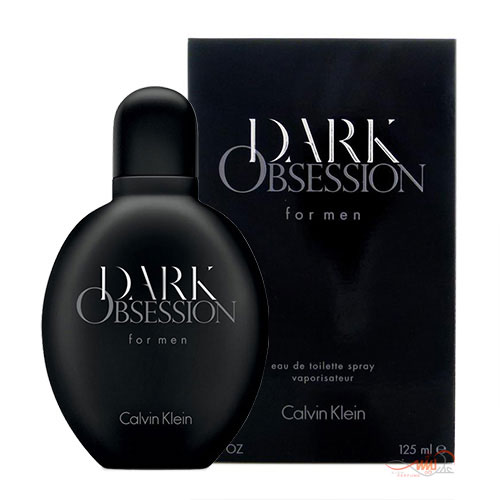 Calvin Klein DARK OBSESSION for men EDT