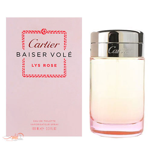 Cartier BAISER VOLE LYS ROSE EDT