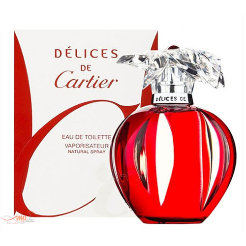 DELICES DE Cartier EDT