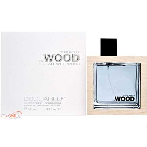 DSQUARED HE WOOD OCEAN WET WOOD EDT