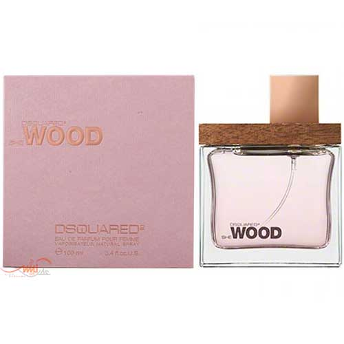 DSQUARED SHE WOOD EDP