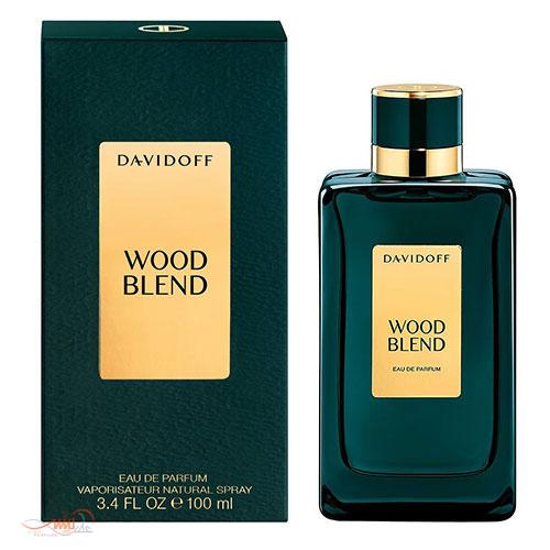 Davidoff WOOD BLEND EDP