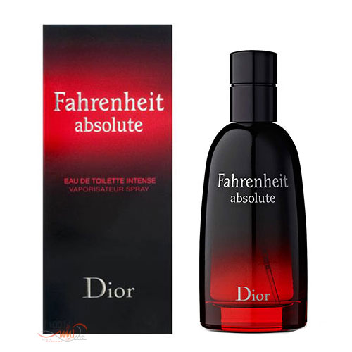 Dior Fahrenheit absolute EDT
