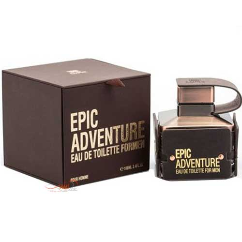 EMPER EPIC ADVENTURE FOR MEN EDT