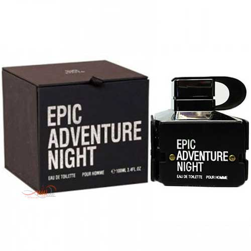 EMPER EPIC ADVENTURE NIGHT POUR HOMME EDT