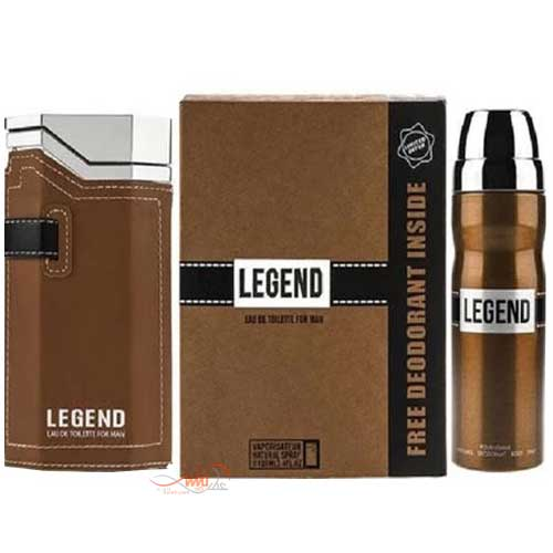 EMPER LEGEND + Spray EDT
