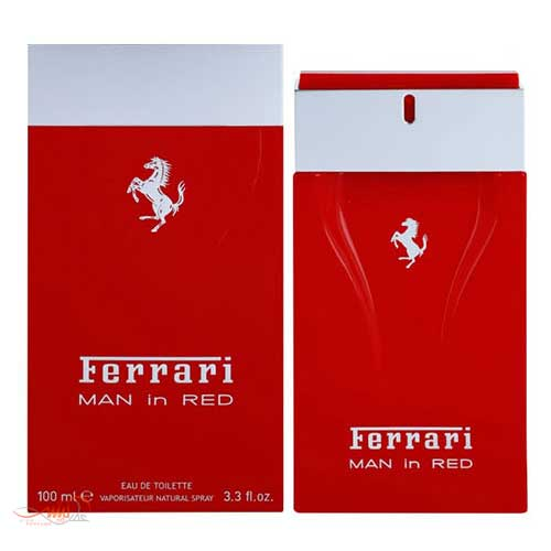 Ferrari MAN IN RED EDT