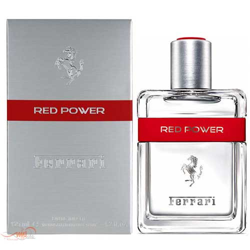 Ferrari RED POWER EDT