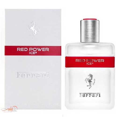 Ferrari RED POWER ICE 3 EDT
