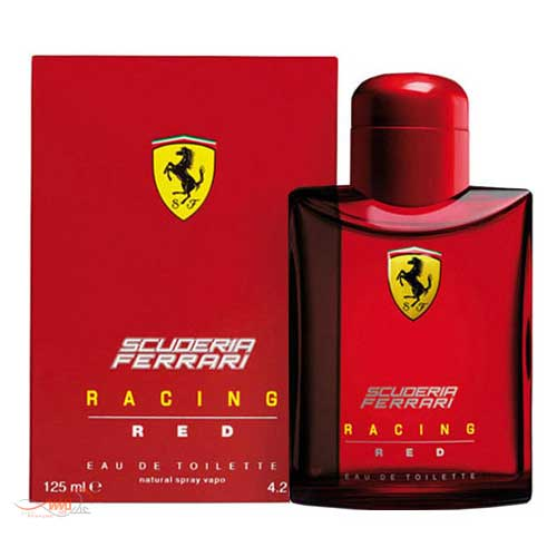 SCUDERIA FERRARI RACING RED EDT