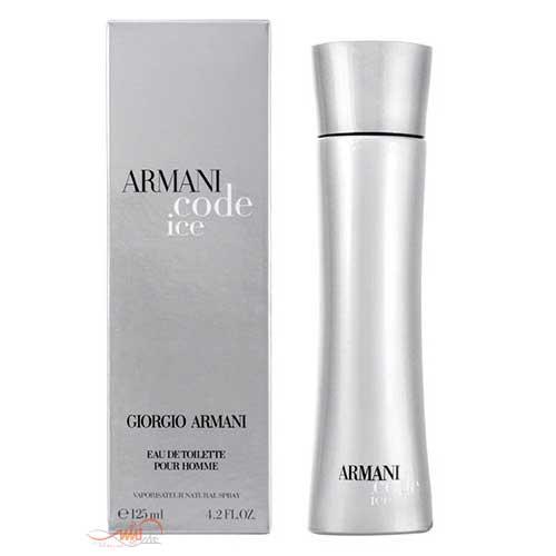 ARMANI code ice EDT