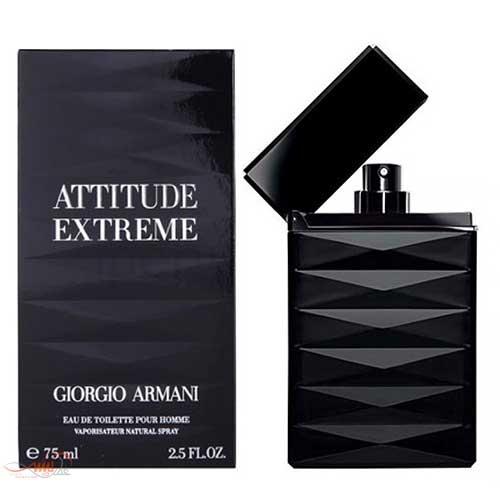 GIORGIO ARMANI ATTITUDE EXTREME EDT