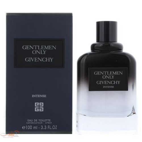 GIVENCHY GENTLEMEN ONLY INTENSE EDT