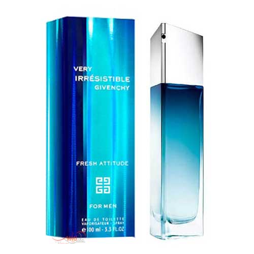 GIVENCHY VERY IRRESISTIBLE FRESH ATTITUDE FOR MEN EDT