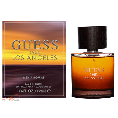 GUESS 1981 LOS ANGELES MEN EDT