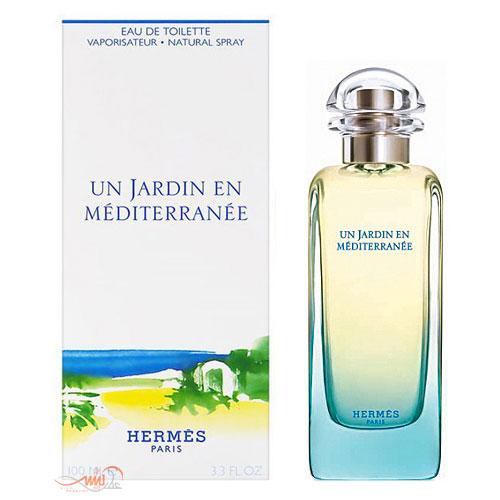 HERMES UN JARDIN EN MEDITERRANEE EDT