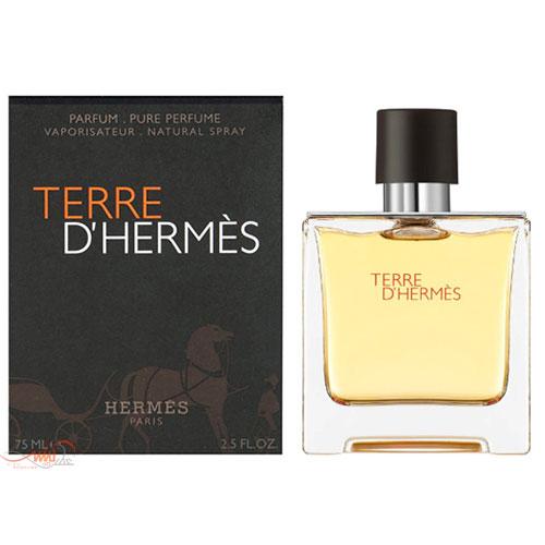 TERRE D'HERMES PURE PERFUME