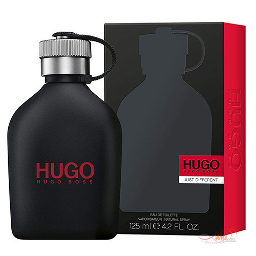 HUGO BOSS JUST DIFFERENT EDT