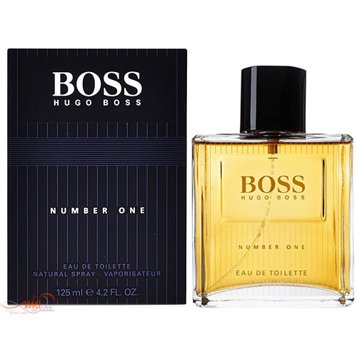 HUGO BOSS NUMBER ONE EDT