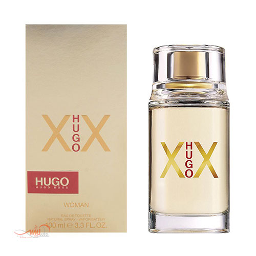 HUGO BOSS XX WOMAN EDT