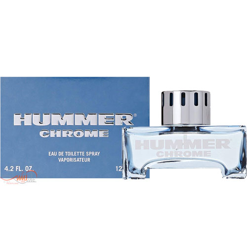 HUMMER CHROME EDT