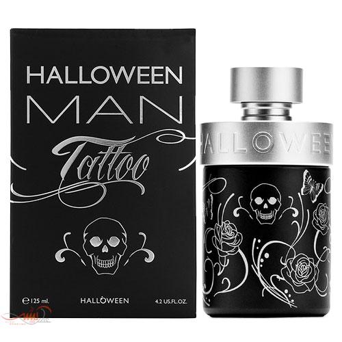 J.DEL POZO HALLOWEEN MAN Tattoo EDT