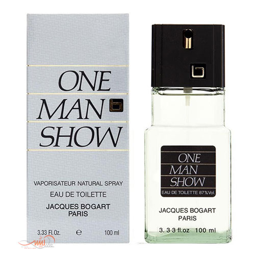 JACQUES BOGART ONE MAN SHOW EDT