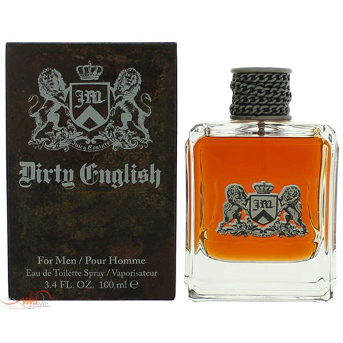 JUICY COUTURE Dirty English Pour Homme EDT