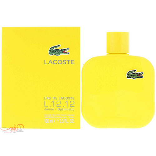 LACOSTE L.12.12 Jaune Optimistic EDT