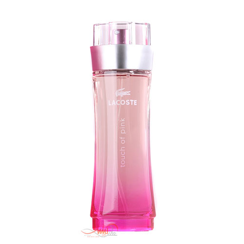 LACOSTE touch of pink POUR FEMME EDT