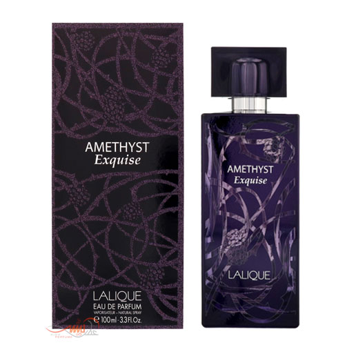 LALIQUE AMETHYST Exquise EDP