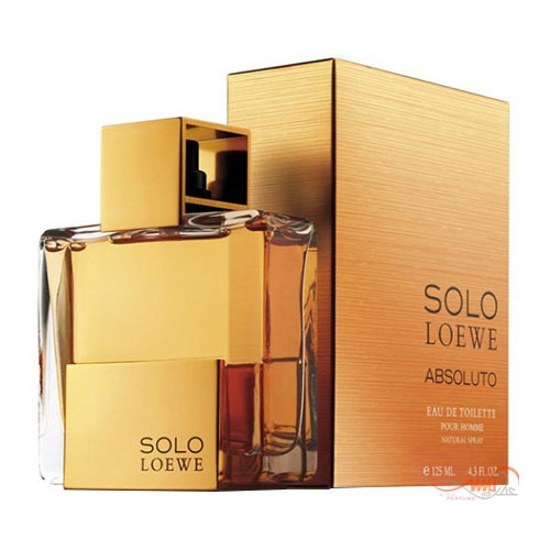 SOLO LOEWE ABSOLUTO EDT