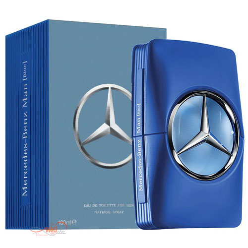 Mercedes-Benz Man Blue EDT