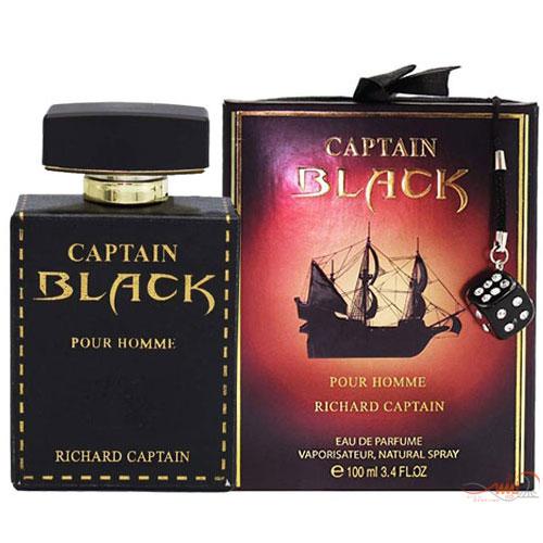Captain Black POUR HOMME EDP