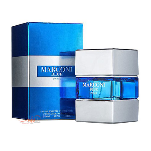 ELYSEES FASHION MARCONI POUR HOMME BLUE EDT