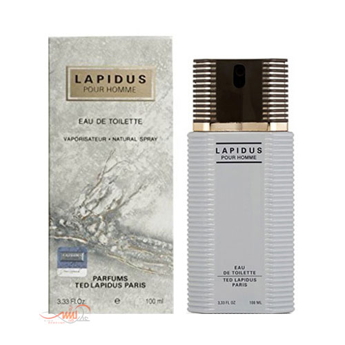 LAPIDUS POUR HOMME EDT