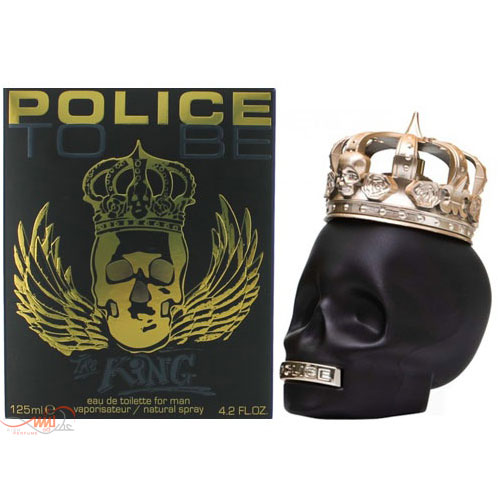 POLICE TO BE The KING EDT